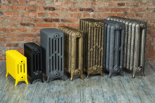 Радиаторы чугунные от 1150 руб.
