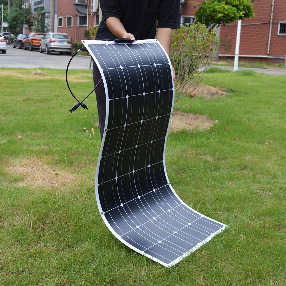 Что такое гибкие солнечные панели и где они используются. жми!