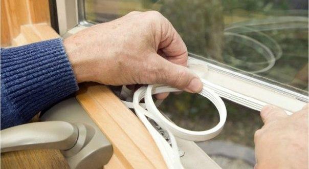 Как утеплить деревянные окна на зиму своими руками в квартире изнутри и снаружи - чем лучше +видео