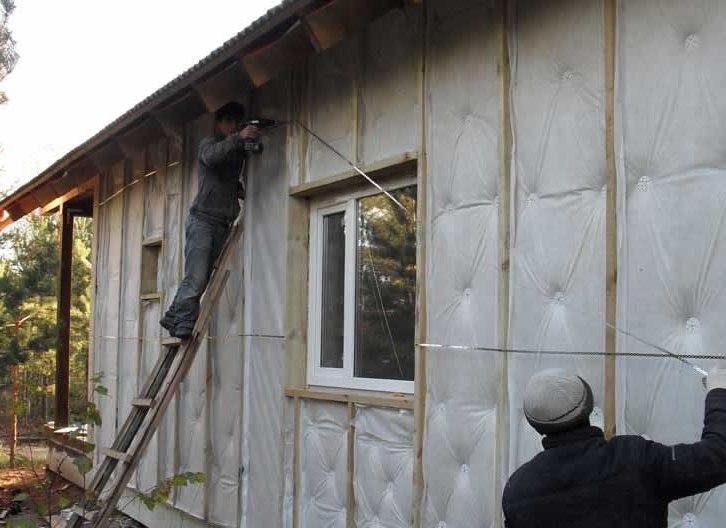 Как утеплить дачу для зимнего проживания: выбор материала. варианты утепления пола, стен, потолка