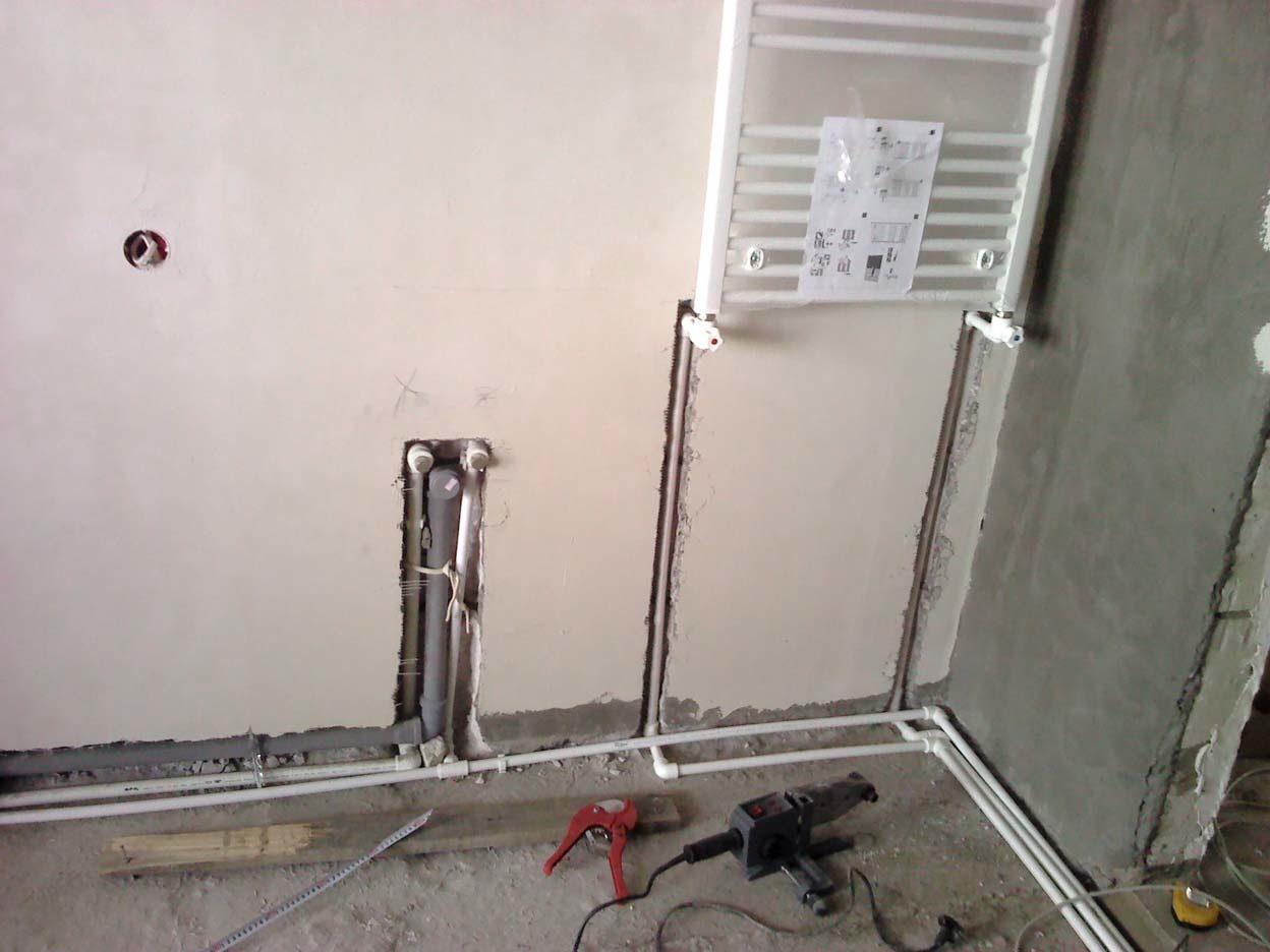 Крепление полипропиленовых труб к стене: достоинства, крепежные материалы, инструкция по монтажу, советы