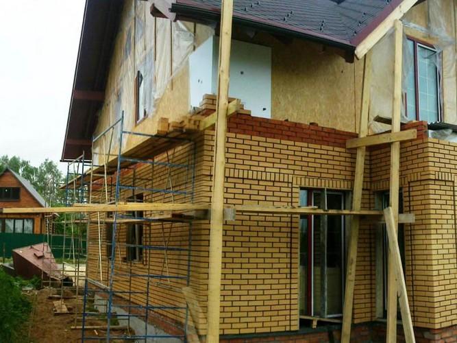 Чем отделать дом из сип-панелей снаружи
