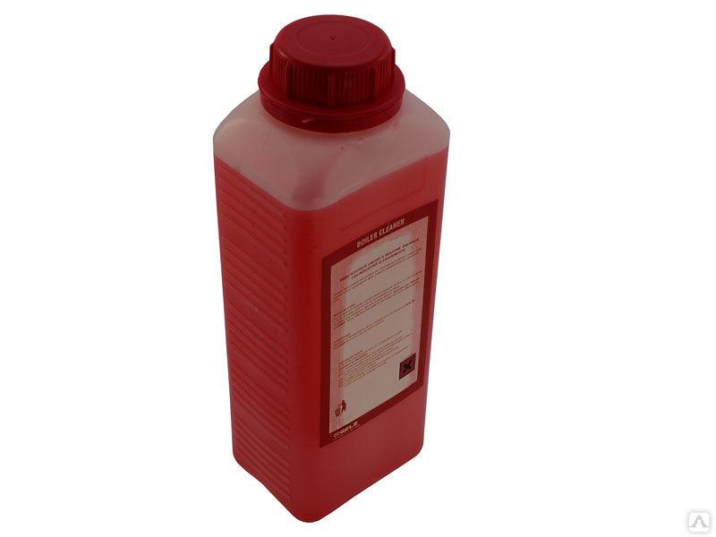 Жидкости для промывки теплообменников газовых котлов