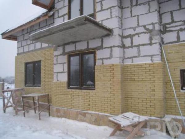 Термопанели для фасада — эффективное утепление и качественная наружная отделка дома