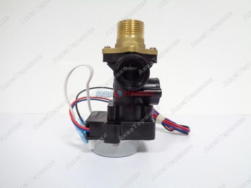 Принцип работы трехходового клапана в системе отопления, виды, особенности выбора и установки
