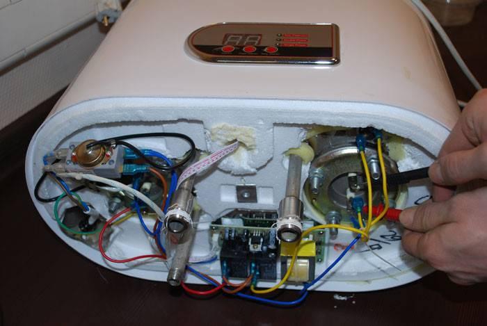 Не работает водонагреватель термекс — причины и ремонт своими руками