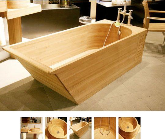 Деревянная ванна своими руками: советы профессионала