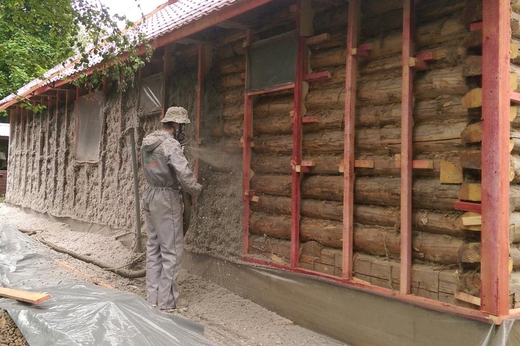 Утепление стен дома снаружи - способы, материалы, инструкции!