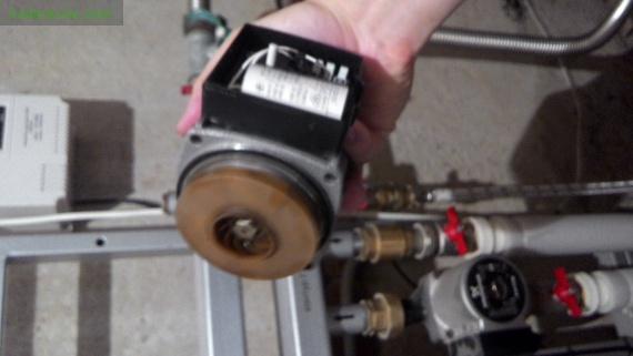 Как выполнить ремонт циркуляционного насоса отопления своими руками?
