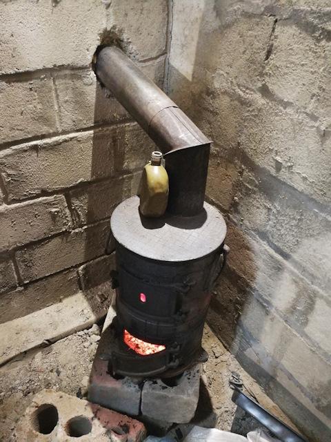 Как сделать дымоход для буржуйки своими руками: схема, расчет (в том числе диаметра), фото, видео и прочее