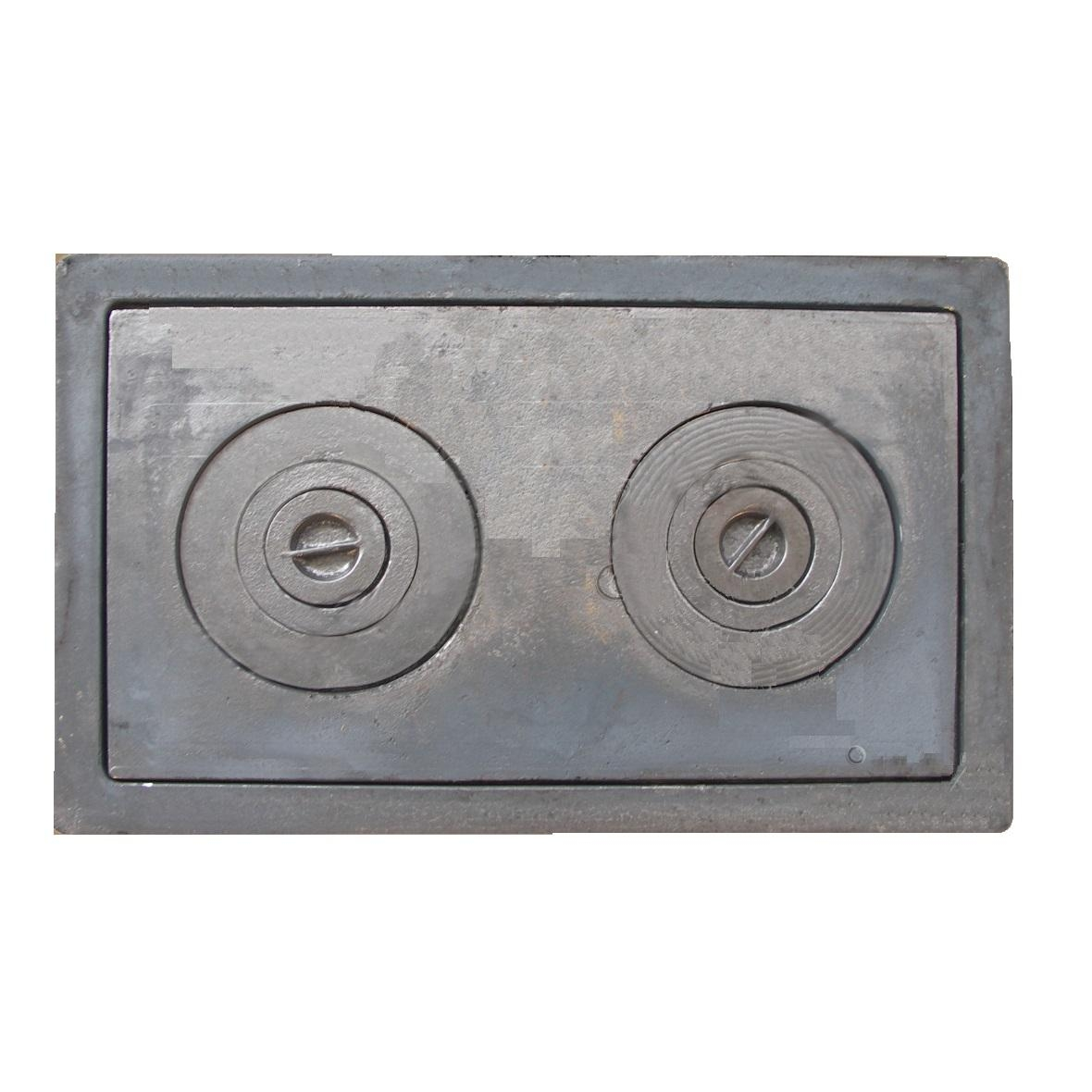 Чугунная плита для печи: виды, характеристики, установка и эксплуатация