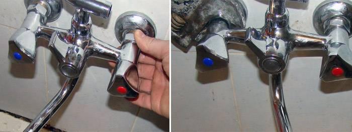 Гусак для смесителя в ванной: выбор, как поменять, если течет, ремонт