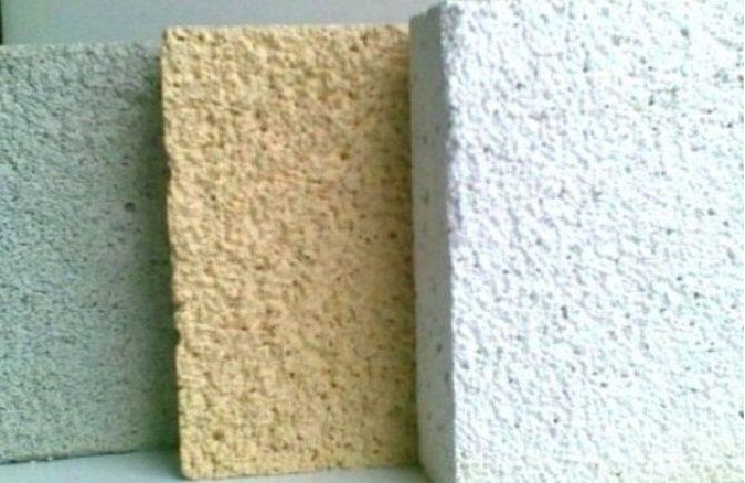 Тёплая штукатурка для фасада и внутренних работ – особенности материала