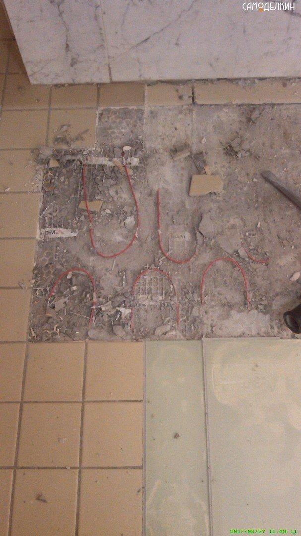 Как обновить старую кафельную плитку: инструкция по укладке кафеля (фото пошагово)