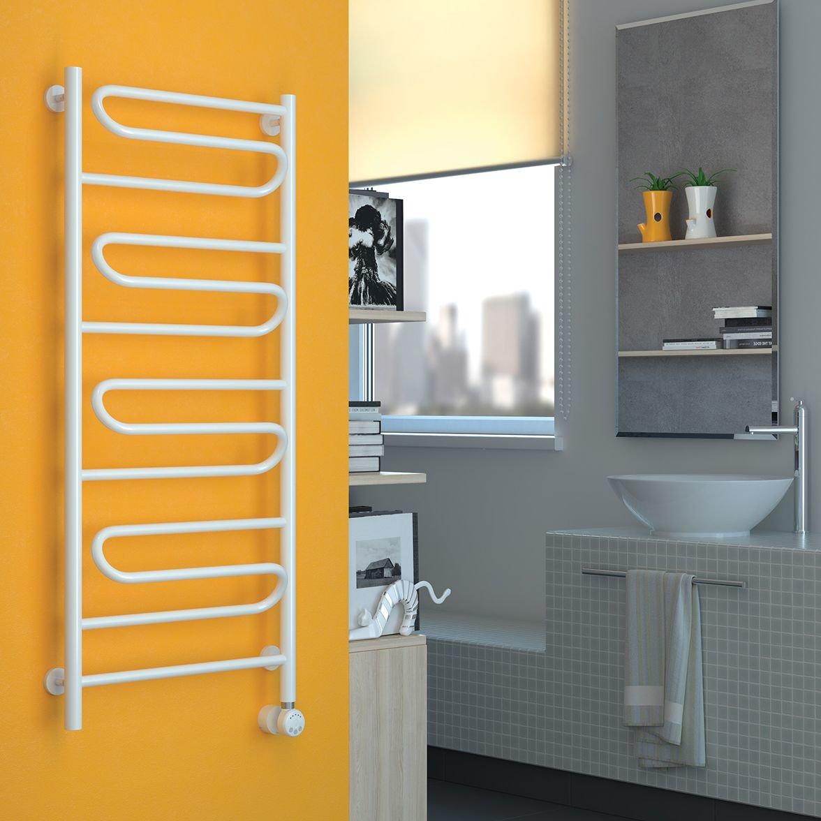 Как выбрать полотенцесушитель в квартиру для ванной комнаты