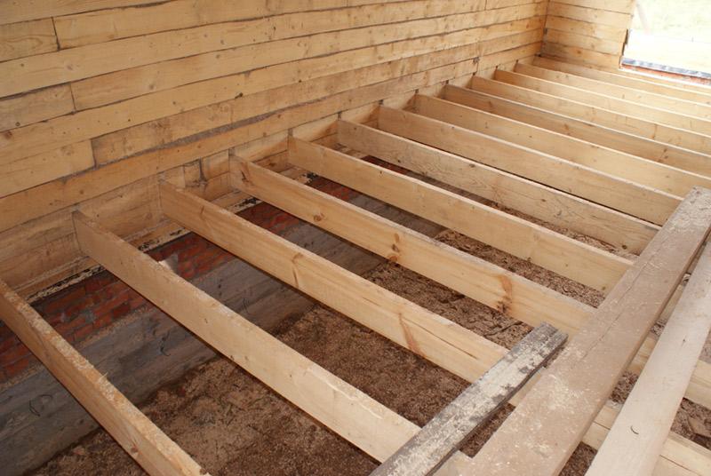 Деревянный пол в квартире: ремонт своими руками