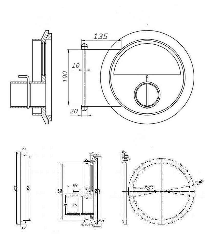 Устройство и принцип работы печи булерьян: особенности конструкции, схема
