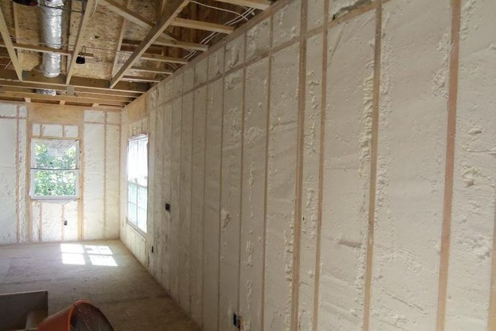 Лучшие способы утепления стен дома изнутри