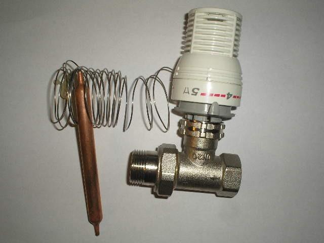 18162 termicus t6102dbb15 rtl клапан двухходовой для теплого пола прямой, 1/2, +20...+50°с, kvs 0,59 м3/час за 2350,00 рублей в г. кострома (клапаны термостатические для теплого пола), тел. 8 (4942) 5