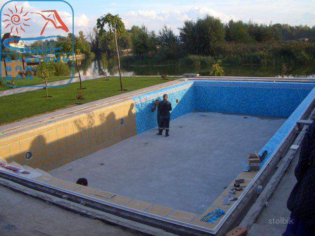 Что подложить под бассейн, чтоб сохранить его «здоровье»?