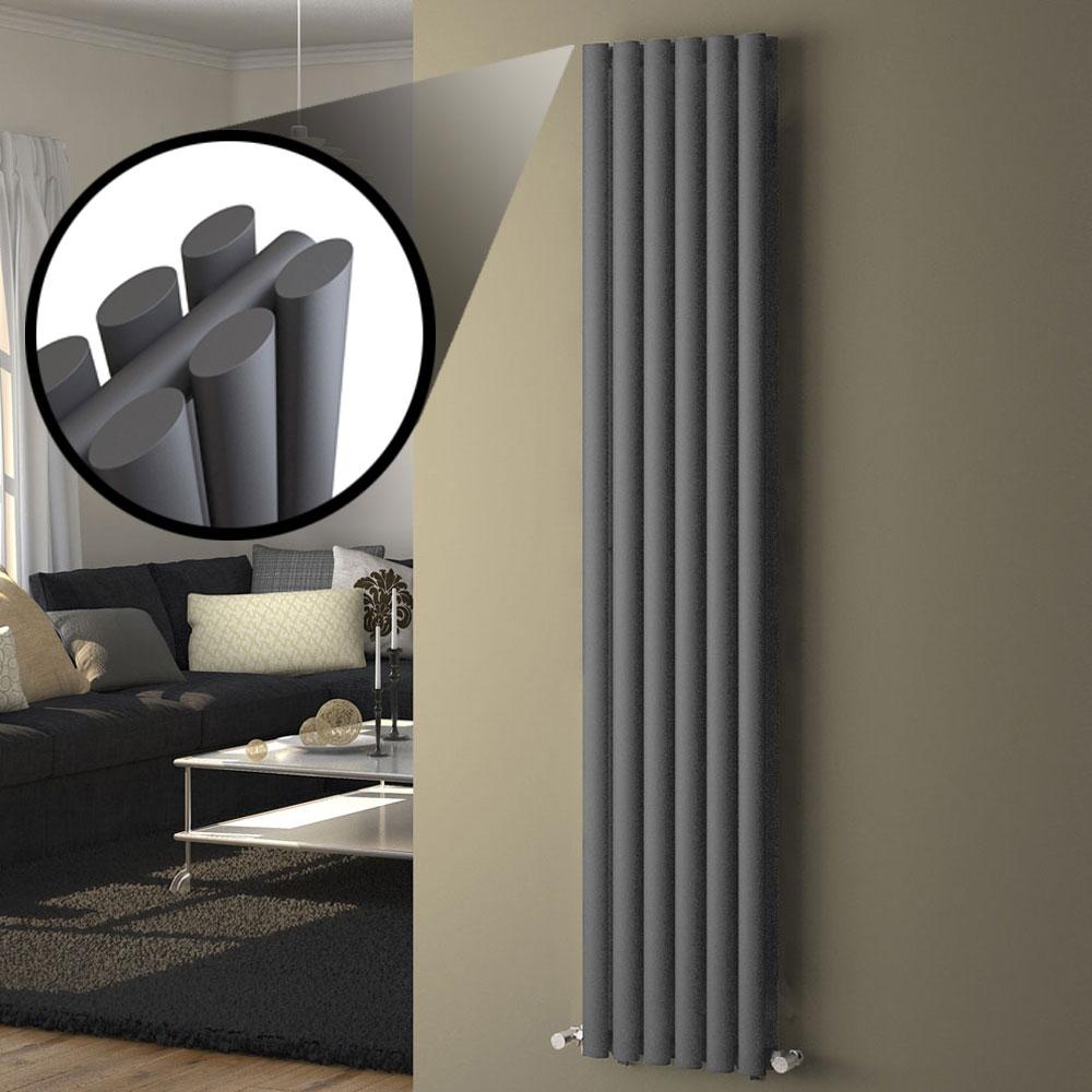 Особенности вертикальных радиаторов отопления