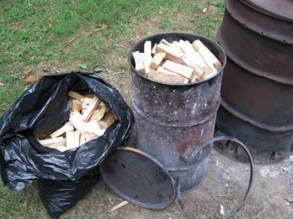 Процесс приготовления активированного угля в домашних условиях
