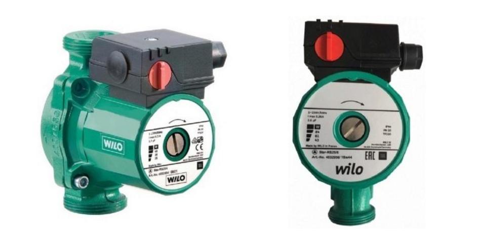 Циркуляционные насосы wilo - технические характеристики и особенности конструкции