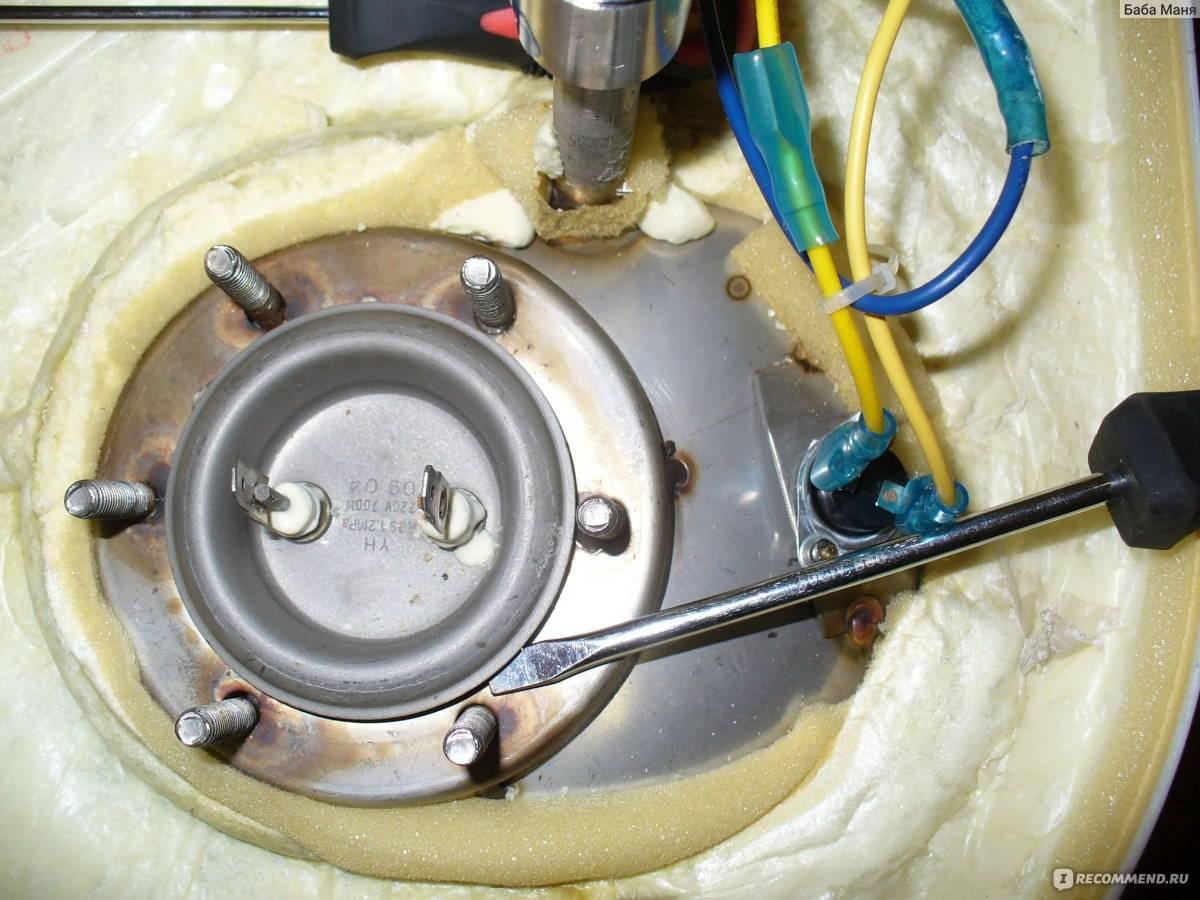 Как поменять тэн на водонагревателе самостоятельно: пошаговая инструкция