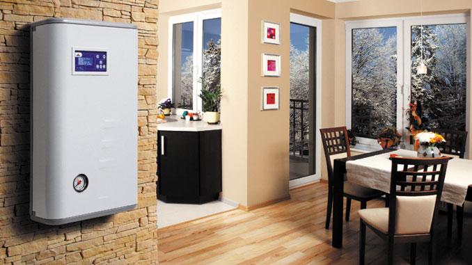 Электрические котлы для отопления частного дома на 220в