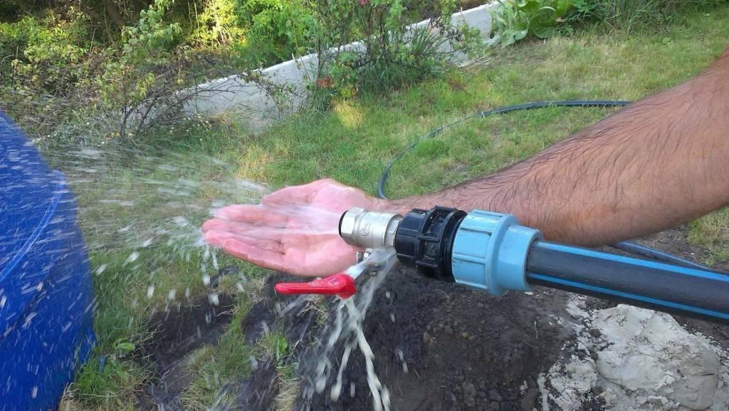 Как раскачать скважину после бурения: прокачка и промывка, компрессор для продувки