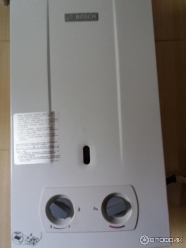 Газовые колонки bosch: как зажечь полуавтомат с пьезоподжигом и включить автомат, что делать, если фитиль загорается и сразу тухнет, отзывы покупателей