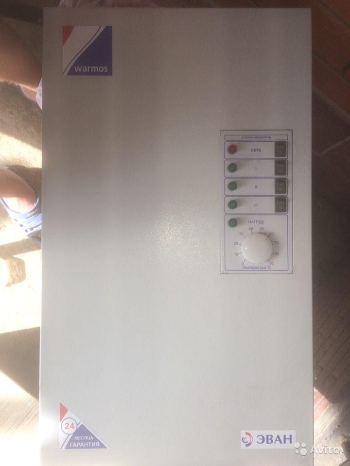 Электрический котел эван эпо эконом – отзывы владельцев