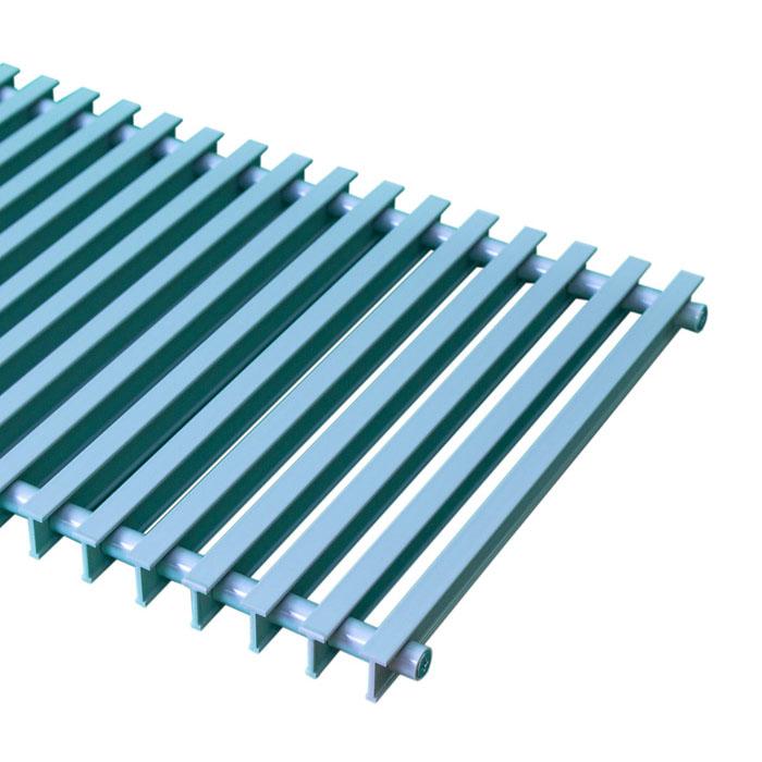 Как выбрать решетку для внутрипольного конвектора