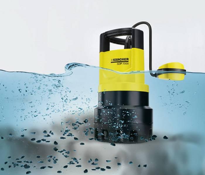 Насосы для откачки воды из подвалов
