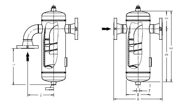 Сепаратор воздуха и шлама для систем отопления | гид по отоплению
