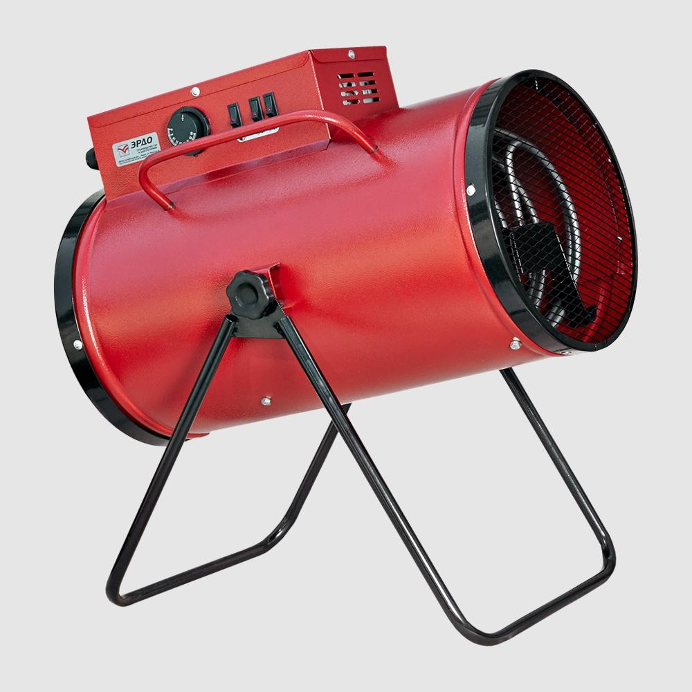 Газовая тепловая пушка для обогрева, строительства и ремонта