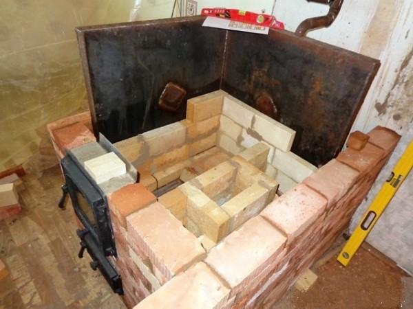Котлы, печи и камины на дровах для отопления дома дачи