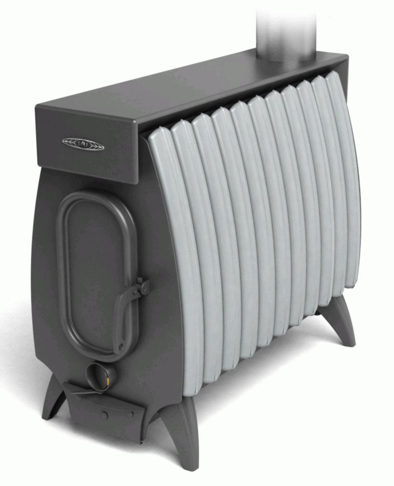 Печь для отопления дома огонь-батарея