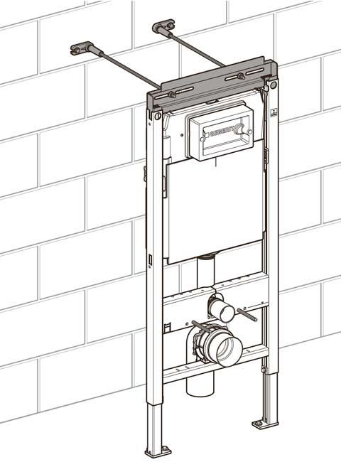 Монтаж подвесного унитаза — подробная инструкция