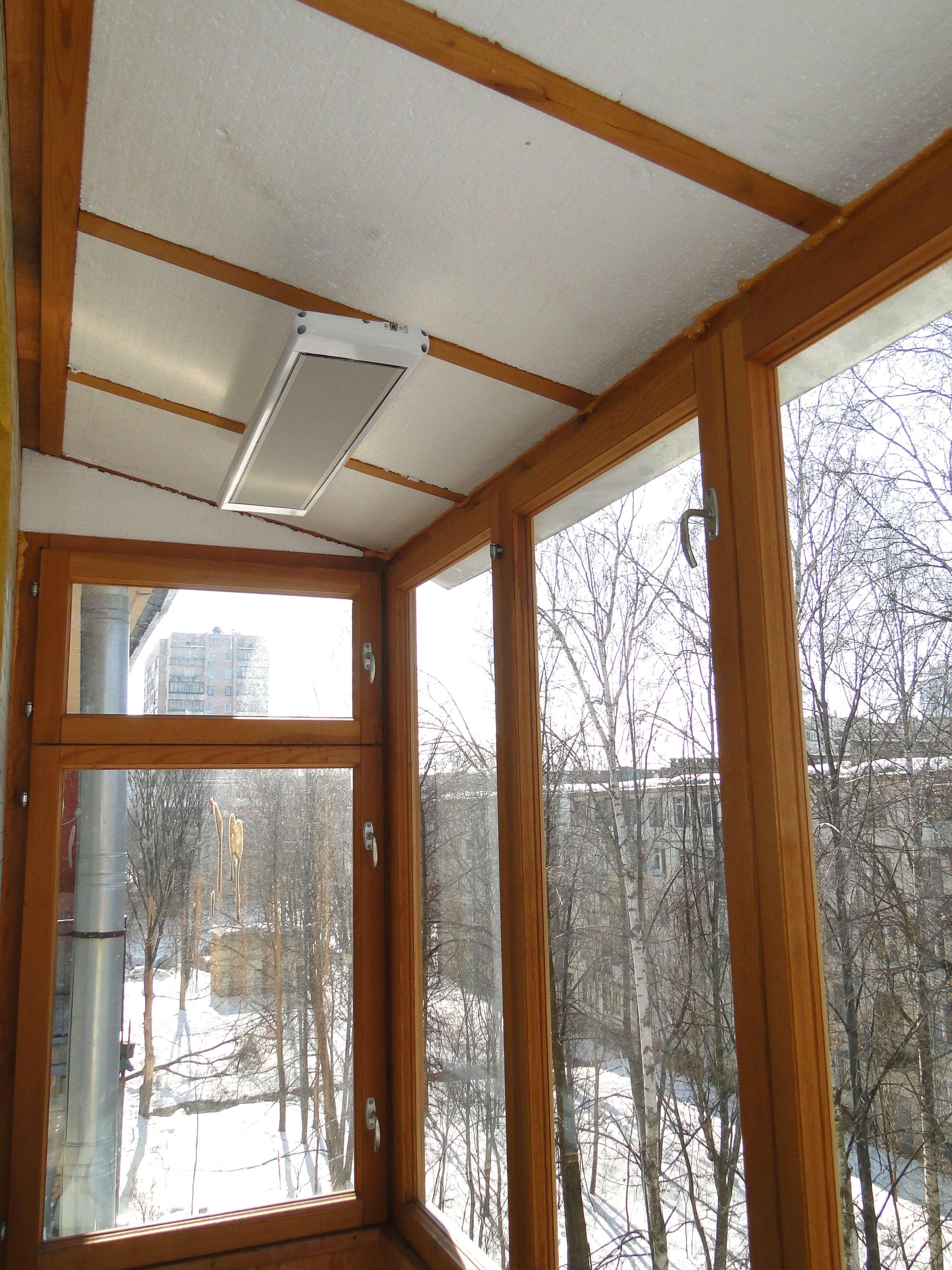 Даем тепло: инфракрасные обогреватели с терморегулятором для дачи