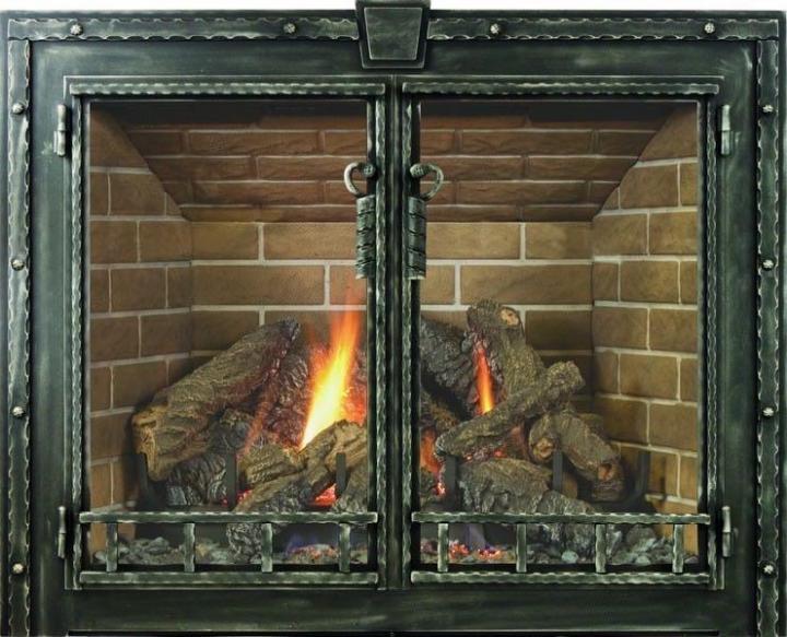 Дверца для печи со стеклом: назначение, материалы, критерии выбора
