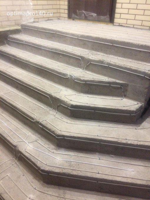 Как залить крыльцо из бетона полукругом: мастер класс и тематические фото