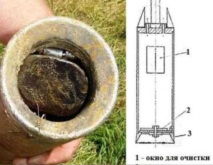 Желонка своими руками: инструкция по изготовлению и использование при бурении