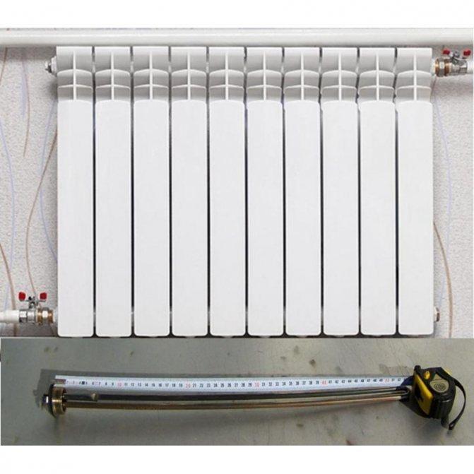 Тэны для котлов и батарей отопления дома своими руками с терморегулятором