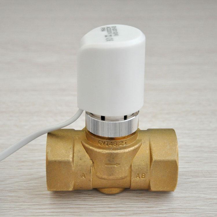 Виды термоголовок для регулировки теплого пола, их конструкция и варианты установки