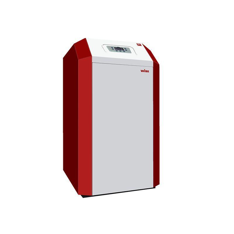 Напольный газовый котел с чугунным теплообменником