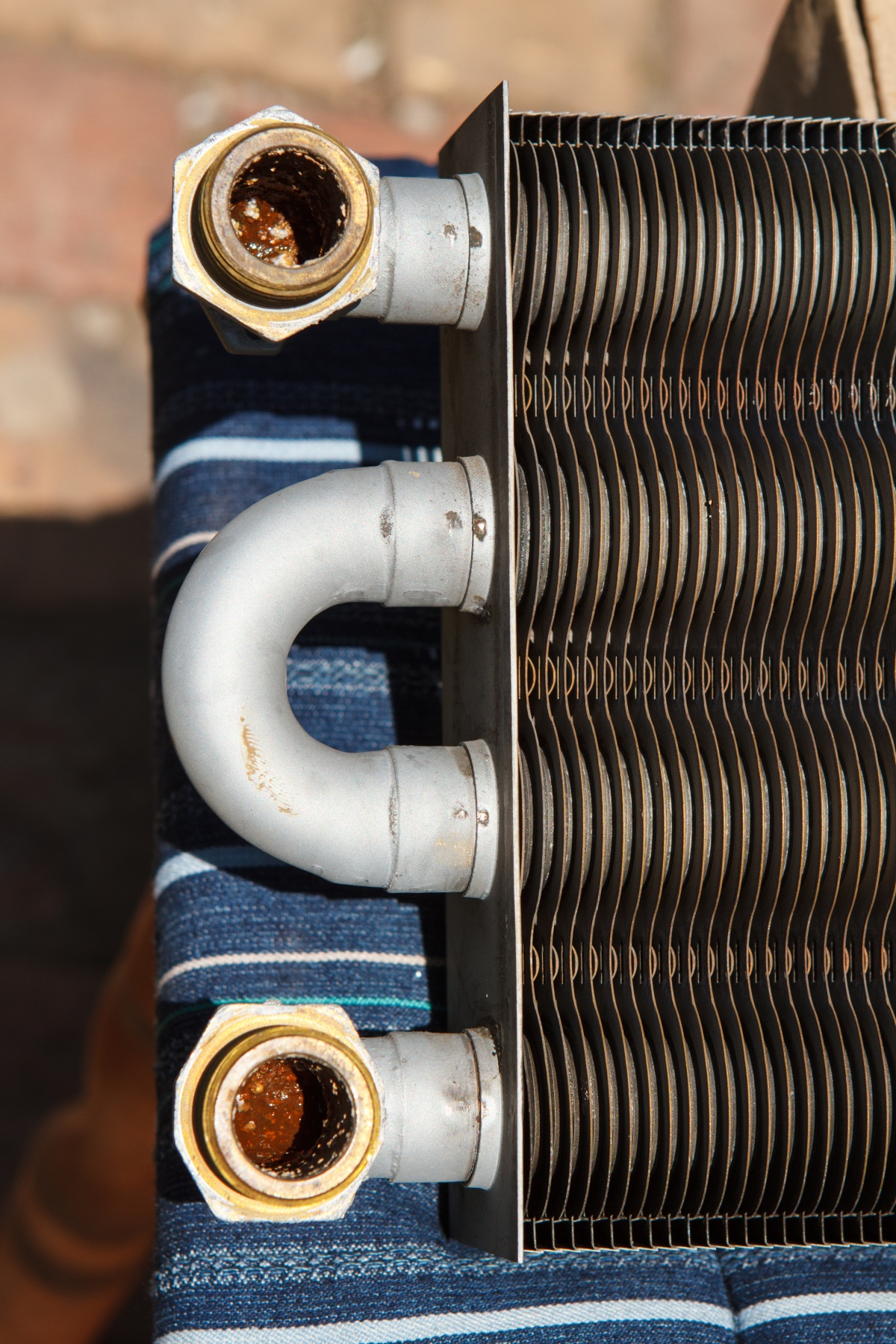 Промывка теплообменников газовых котлов своими руками: технология, средства, периодичность и пошаговая инструкция