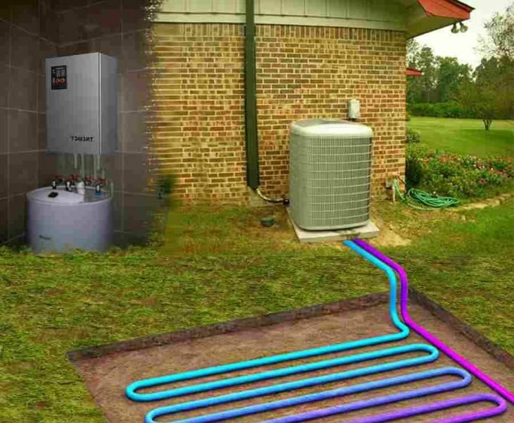 Отопление частного дома без газа и электричества: методика, виды