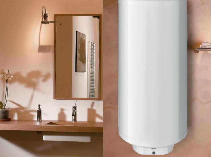 Водонагреватель в ванную комнату - выбор и монтаж