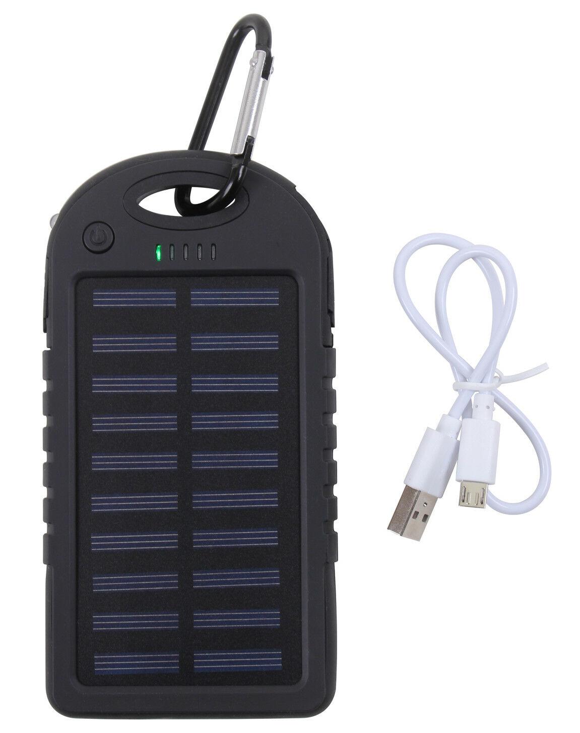 Power bank с солнечной батареей — расчет на безграмотность